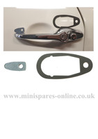 MK3> Exterior handle gaskets for classic Mini ALA5795/CZH1729 (per handle)
