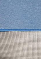 Sky blue 12 piece Carpet for Classic Mini
