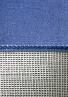 Mid blue 12 piece Carpet for Classic Mini