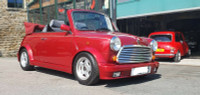 Classic Mini Rover Cabriolet 9000 miles from new totally original