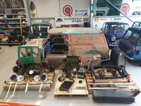 1978 T Reg Classic Mini Van Project