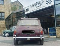 Classic Mini Restoration Project 1965