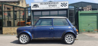 Classic Mini Cooper Sport Project, Late 2000 one of the last
