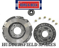 Borg and Beck Full Clutch Kit Verto 190mm for Classic Mini - HK6604