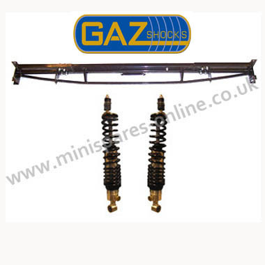 Lightweight Heavy Duty Rear subframe replacement beam axle