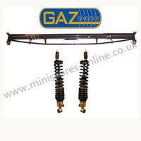 Lightweight Heavy Duty Rear subframe replacement beam axle and Gaz Coil Over Shocker Kit for Classic Mini