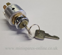 Early Ignition Switch with Barrel and Keys for Classic Mini