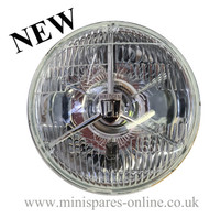 NEW PL700 Pilot Headlamps pair for classic Mini