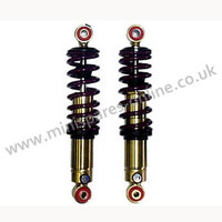 Front Gaz coilovers no brackets