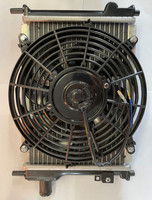 Front Mounted Fan and Radiator Kit