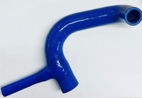 Classic Mini Blue Silicone Radiator Bottom Hose 850cc 998cc 1000cc 1098cc 1275cc GRH240
