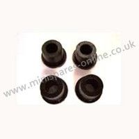 Bottom Arm Bushes Standard Rubber for classic Mini