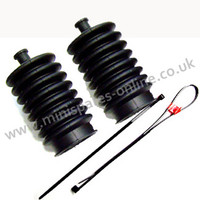 Steering rack gator pair