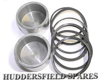 "8.4"" caliper piston and seal kit"