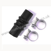 Bypass Hose and clips for Water pump to suit for Classic Mini