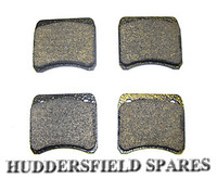 Early Mintex brake pads