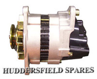 Alternator uprated