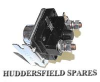 4 terminal starter motor