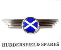 St. Andrews bonnet badge