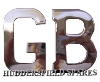 Chrome GB badge