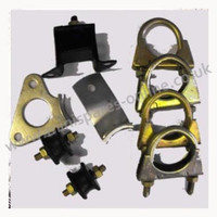 Standard bore exhaust fitting kit
