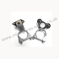 Big bore exhaust fitting kit