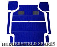 Blue 8 piece dx carpet