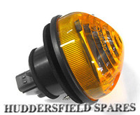 Late plug in amber lens unit