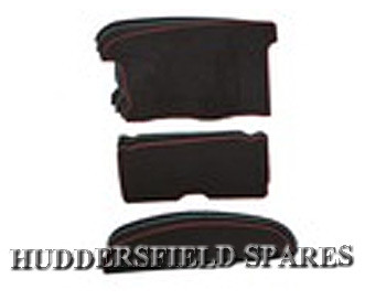 boot and parcel mats set