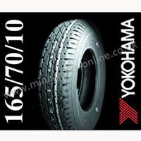 Yokohama A008 165/70/10 tyre for classic Mini