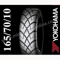 Yokohama A032 165/70/10 tyre for classic Mini