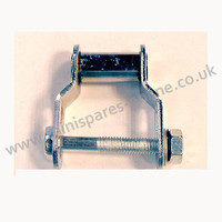Steering drop bracket