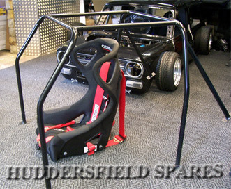 6 point roll cage