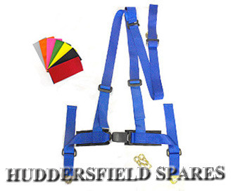 TRS 3 point harness