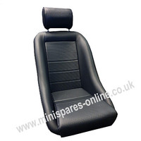 Cobra Classic GT Basketweave seat