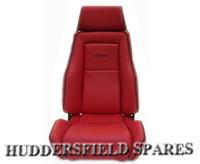 Cobra recliner red seat