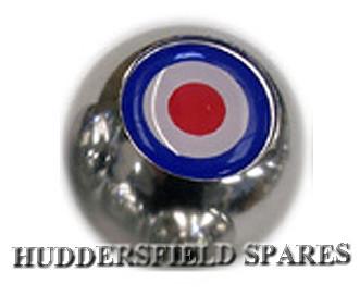 Target ball gear knob