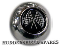 cross flag ball gear knob
