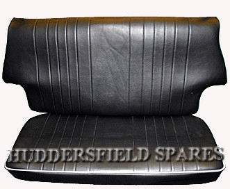 Cobra rear seat covers for standard seats