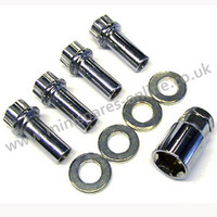 Revolution Locking wheel nuts