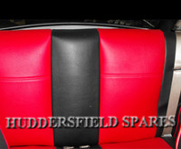 Cobra rear seat covers to suit signature seats