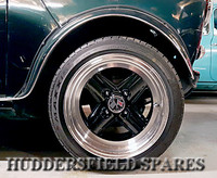 8x13 Genuine Revolution Alloy Wheel Package for Classic Mini