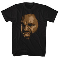 Mr. T Actor And Wrestler Squint Face Adult T-Shirt Tee