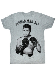 Muhammad Ali Ali! Nough Said Adult T-Shirt Tee