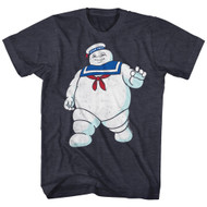 The Real Ghostbusters Animated TV Series Mr. Stay Puft Adult T-Shirt Tee