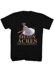 Ace Ventura Pet Detective Comedy Movie Adult T-shirt Jim Carrey Tutu Shady Acres