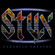 Styx 1972 Rock Band Paradise Theatre Adult Long Sleeve T-Shirt Tee