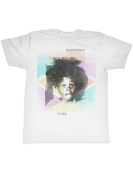 Buckwheat Our Gang Little Rascals Character Abstract O-Tay Adult T-Shirt Tee