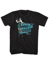 Ace Attorney Defense Courtroom Trial Video Game Whip It Good Adult T-Shirt Tee