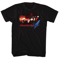 Devil May Cry Video Game Action Adventure Combat Face Demons Adult T-Shirt Tee